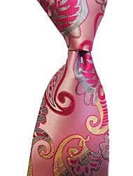 cheap -Men's Active / Wedding / Gentleman Necktie - Paisley Classic / Jacquard / Fashion