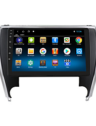 cheap -For Toyota Camry 2015-2017 Android 10.0 Autoradio Car Navigation Stereo Multimedia Car Player GPS Radio 10 inch IPS Touch Screen 1 2 3G Ram 16 32G ROM Support iOS Carplay WIFI Bluetooth 4G