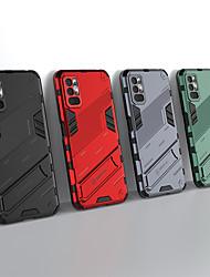 cheap -Phone Case For Xiaomi Back Cover Poco X3 NFC Redmi 9 Power Redmi 9T Poco M3 Redmi Note 9 5G POCO X3 Redmi 10X 4G Mi Note 10 Redmi Note 10 Pro Redmi Note 10 Pro Max Shockproof Dustproof with Stand