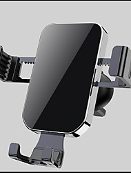 cheap -Car Phone Holder Type1 Mount Gravity Air Vent Cell Phone Holder for Car Auto Lock Hands Free Phone Mount Compatible with 4-6.9 Inches Smartphone