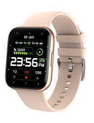 cheap -SENBONO P25 Smartwatch Fitness Running Watch Bluetooth Pedometer Activity Tracker Sleep Tracker Media Control Call Reminder Camera Control IP68 43mm Watch Case for Android iOS Men Women