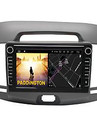 cheap -Android 9.0 2din Autoradio Car Navigation Stereo Multimedia Player GPS Radio 8 inch IPS Touch Screen for Korea Hyundai Celesta Elantra 2006-2011 1G Ram 32G ROM Support iOS System Carplay