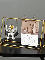 cheap -Astronaut Decorations Nordic Home Living Room Wine Cabinet TV Cabinet Decoration Children's Room Office Desktop Decoration