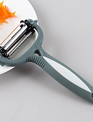 cheap -Stainless Steel 3 in 1 Peeler Multi Purpose Kitchen Accessories Melon Planer Household Potato Chip Kitchen Tool