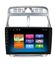 cheap -For PEUGEOT 307 2002-2013 Android 10.0 Autoradio Car Navigation Stereo Multimedia Car Player GPS Radio 9 inch IPS Touch Screen 1 2 3G Ram 16 32G ROM Support iOS Carplay WIFI Bluetooth 4G