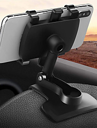 cheap -Phone Holder Stand Mount Car Cell Phone Car Holder Buckle Type 360°Rotation ABS Phone Accessory iPhone 12 11 Pro Xs Xs Max Xr X 8 Samsung Glaxy S21 S20 Note20