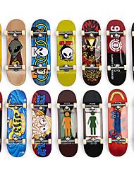 cheap -Finger Skateboards for Kids Set of 8  HOMETALL Mini Skate board Finger boards 12 Pieces Finger Toys Pack Gifts for Kids Children Finger Skater