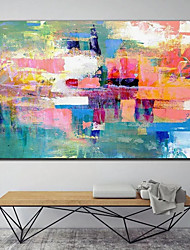 cheap -Oil Painting Handmade Hand Painted Wall Art Modern Beautiful Abstract Picture Home Decoration Decor Rolled Canvas No Frame Unstretched