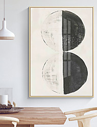 cheap -Wall Art Canvas Prints Painting Artwork Picture Moon Home Decoration Decor Rolled Canvas No Frame Unframed Unstretched