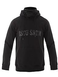 cheap -GSOU SNOW Men's Ski Jacket Waterproof Windproof Breathable Hooded Winter Winter Jacket for Snowboarding Ski Mountain / Women's