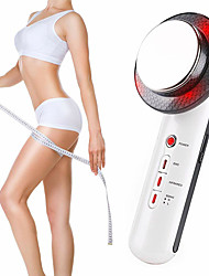 cheap -3-IN-1 Ultrasonic Cavitation Machine EMS Fat Burner Infrared Therapy Body Slimming Massager Cellulite Weight Loss Skin Tighten Handheld Beauty Cellulite Massager Device for Belly Waist Arm Leg Hip