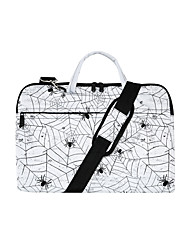 cheap -Unisex Bags Oxford Cloth Polyester Laptop Bag Zipper Daily Office & Career 3D Print White Red