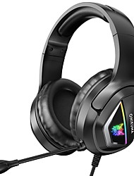 cheap -X2 Gaming Headset USB 3.5mm Audio Jack PS4 PS5 XBOX Ergonomic Design Retractable Stereo for Apple Samsung Huawei Xiaomi MI  Everyday Use PC Computer Gaming
