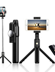 cheap -Selfie Stick Bluetooth Extendable Max Length 90.6 cm For Universal Android / iOS