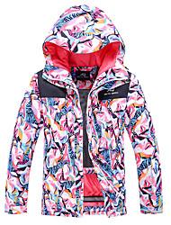 cheap -Women's Ski Jacket Thermal Warm Windproof Winter Windbreaker for Skiing Camping / Hiking Snowboarding Winter Sports