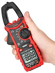 cheap -HT206A 600V 600A 4000 Counts AC Digital Clamp Meter Multimeter Pinza Amperimetrica Ohm Continuity Max Min Alicate Amperimetro