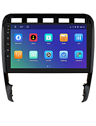 cheap -For Porsche Cayenne 2002-2010 Android 10.0 Autoradio Car Navigation Stereo Multimedia Car Player GPS Radio 9 inch IPS Touch Screen 1 2 3G Ram 16 32G ROM Support iOS Carplay WIFI Bluetooth 4G