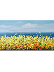 cheap -Oil Painting Handmade Hand Painted Wall Art Landscape Abstract Large Wall Paintings Home Decoration Decor Stretched Frame Ready to Hang