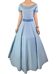 cheap -Inspired by Peter Pan PeterPan Anime Cosplay Costumes Japanese Cosplay Suits Dress Bow For Women's