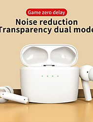 cheap -J8 True Wireless Headphones TWS Earbuds Bluetooth 5.2 HIFI with Charging Box IPX5 for Apple Samsung Huawei Xiaomi MI  Everyday Use Traveling Outdoor Mobile Phone