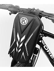 cheap -Waterproof Bike Handlebar Bag Waterproof Cycling Multifunctional Bike Bag PU(Polyurethane) EVA Bicycle Bag Cycle Bag Motorcycle