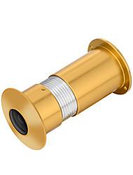 cheap -Tuya 1080P Mini Wifi Door Eye Hole IP Security Cameras Wide Angle FishEye Lens 1.66mm Peephole CCTV Network Audio Horn P2P Onvif