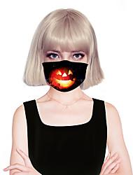cheap -Women's Face Mask Spandex Fashion Party Pumpkin Mask Fall Winter Spring Summer  Unisex