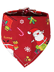 cheap -Dog Cat Tie / Bow Tie Stylish Classic Festival Dog Clothes Puppy Clothes Dog Outfits Warm 1 2 3 Costume for Girl and Boy Dog Fabric