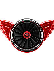 cheap -Car Air Purifiers Decoration Car perfume Plastic & Metal Remove unusual odor / Aromatic function
