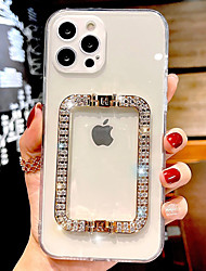 cheap -Phone Case For Apple Back Cover iPhone 12 Pro Max 11 SE 2020 X XR XS Max 8 7 Shockproof Dustproof Transparent Acrylic