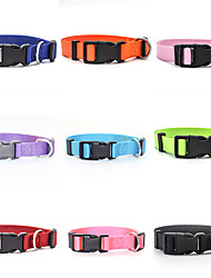 cheap -Dog Collar, Soft Neoprene Padded Breathable Nylon Pet Collar Adjustable for Small Medium Large Extra Large Dogs