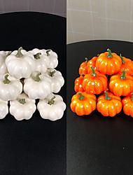 cheap -Halloween Pumpkin Simulation Pumpkin White Pumpkin Diy Pumpkin Package Model Decoration Pendant Props