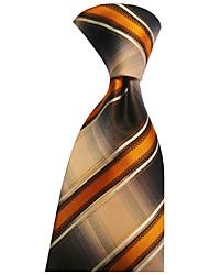 cheap -Men's Party / Wedding / Gentleman Necktie - Plaid