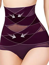 cheap -Belly Shaper High Waist Shapewear Control Slimming Underwear Steel Bone Body Shapers Women Black Body Shaper Shapewear