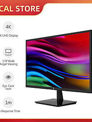 """cheap -Z-EDGE U28T4K 28"""" Ultra HD 4K Monitor, 300 cd/m², 1.07B Colors, HDR10, FreeSync, UHD 3840x2160, 1ms, 60Hz, HDMI x2, DisplayPort x2, Built-in Speakers, Eye-Care Technology"""