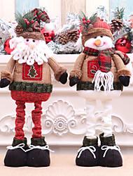 cheap -Christmas Decorations Gift Bag Three-dimensional Old Man Christmas Socks