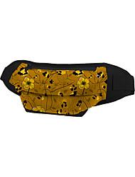 cheap -Unisex Bags Oxford Cloth Fanny Pack Zipper Going out Outdoor Bum Bag Orange