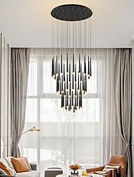 cheap -LED Pendant Light 50 cm Single Design Pendant Light Metal Nordic Style 220-240V