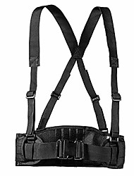 cheap -molle war belt tactical belts for men adjustable padded hsgi battle belts heavy duty with quick release military utility shooting game paintball hunting sports outdoor black