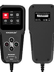 cheap -KINGBOLEN OBD BM520 Battery Analyzer 6V 12V 24V Reversible Access Clips 2000 CCA BCI EN 2AH-220AH Voltage Check Charging Tester