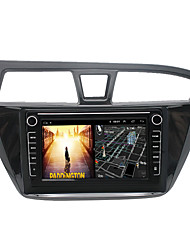 cheap -Android 9.0 2din Autoradio Car Navigation Stereo Multimedia Player GPS Radio 8 inch IPS Touch Screen for Hyundai I20 2015-2017 1G Ram 32G ROM Support iOS System Carplay