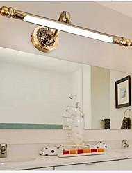 cheap -LED Wall Lights Waterproof LED Modern Bathroom Lighting LED Wall Lamps Bedroom Bathroom Iron Wall Light IP65 220-240V 8/10/12 W