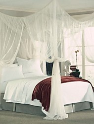 cheap -Large Mosquito Net for King Size Beds, Spacious Canopy, Extra Wide and Long, Indoor Outdoor Use, Ideal Travel Net