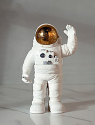 cheap -Resin Space Astronaut Decoration Desk Soft Decoration Crafts Studio Bookcase Modern Small Furnishings
