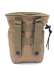 cheap -outdooer utility pouch bag airsoft military molle belt dump drop bag nature