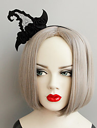 cheap -Hyperbole Funny Fabric Headbands with Flower 1 pc Halloween / Party / Evening Headpiece