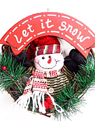 cheap -Factory Direct Sales, Explosions, Christmas Pendants, Christmas Vine Wreaths, Wreaths, Door Hangers, Door Knockers, Christmas Decorations