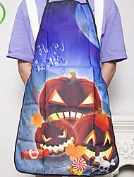 cheap -2pcs Amazon'S Popular Halloween Apron Halloween Party Decoration Apron Halloween Decoration Products