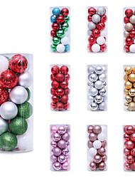 cheap -Special-shaped Christmas Ball Set Christmas Ornaments Christmas Tree Pendant Electroplating Ball