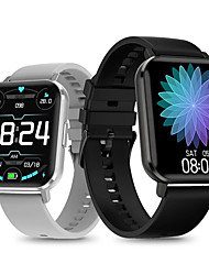 cheap -DT NO.1 DTX Smartwatch Fitness Running Watch Bluetooth ECG+PPG Pedometer Sleep Tracker Media Control Custom Watch Face IP68 38mm Watch Case for Android iOS Men Women